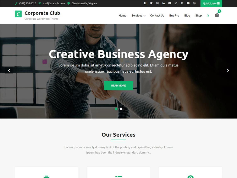 Corporate Club